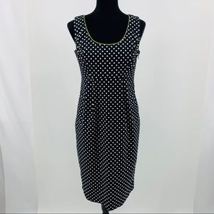Signature By Robbie Bee Black and White Dress
